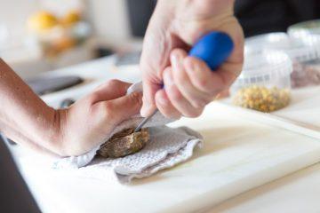 Michelin-kok til østersfinalen