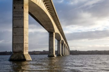 Storm kan lukke Sallingsundbroen – men DMI melder vinden aftagende