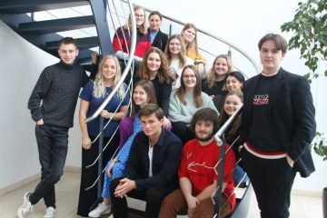 HHX-elever på job i Spanien