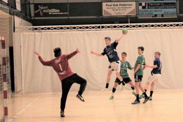 Ny storsejr til U15-drengene