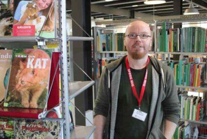 Morsø Folkebibliotek i tæt samarbejde med Ung Kult Camp