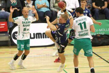 Emil Bergholt årets spiller i Mors-Thy