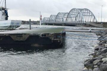 Det bliver dyrt at genoprette havnen i Sundby