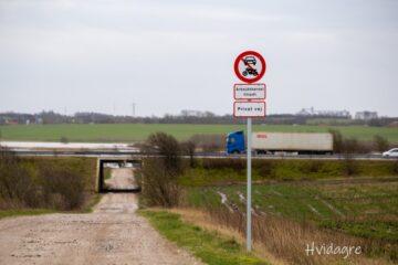 Morsø Kommune: Vi fik de forkerte skilte