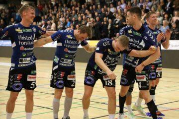 Mors-Thy satte Nordsjælland på plads efter pausen