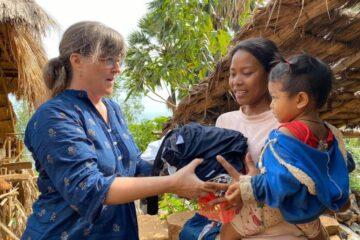 Bethinas tur til Bali skal hjælpe deltagerne ud af hamsterhjulet