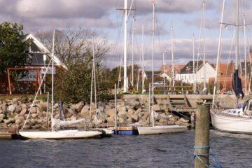 Morsø Sejlklub & Marina – igen et godt år med mange gæstesejlere