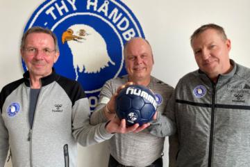 Per Flemming Laursen bliver ny direktør i Mors-Thy Håndbold