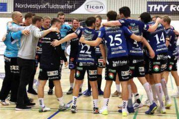 Mors-Thy gennembankede Århus og tordner mod slutspillet