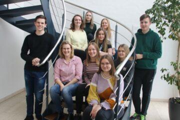 EUX Business-elever sætter kursen mod Brighton