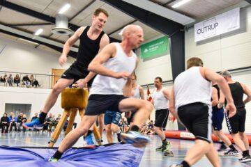 VIF aflyser gymnastikopvisning