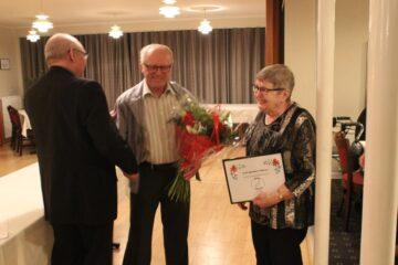 Morsø Fodslaw fejrede 50 års jubilæum