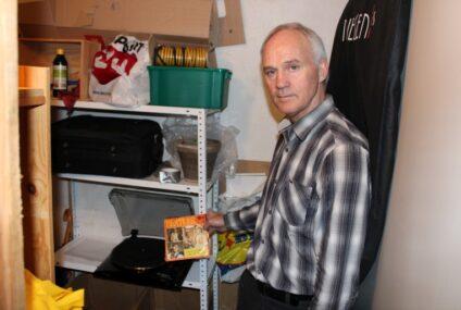 Fik stjålet samling på 400 LP-plader: – Det er som at miste en del af sin familie