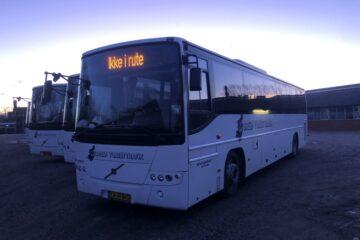 Morsø Taxi & Turisttrafik sender 50 ud af 60 ansatte hjem