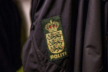 14-årig påkørte betjent i gokart