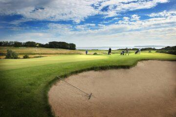 Nu kan golfspillerne igen komme på græs