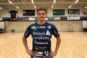 Mors-Thys nye nordmand nomineret til pris i den norske liga
