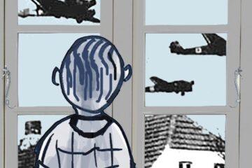 Skolebørn markerer 75-året for befrielsen med digital udstilling