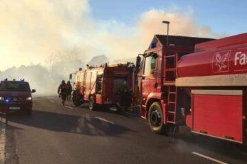 Politiet advarer imod ukrudsbrændere