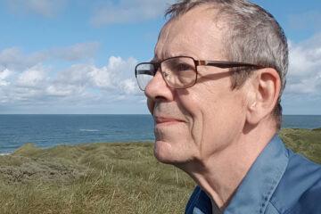 Manden bag ny plakat med Morsø-motiver: Her er mit yndlingssted på Sydmors