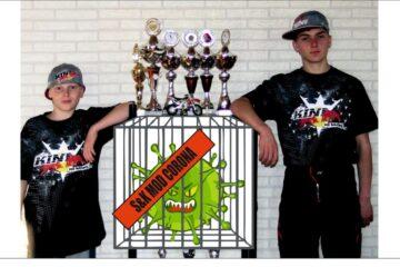 To drenge fra Mors printer coronavisirer i hundredvis