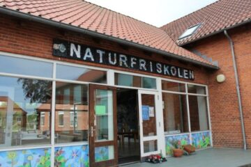Hjemmeundervisningen har rykket de store elever på Naturfriskolen Nordmors