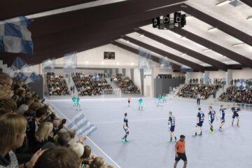 Thyhallen forventer samme stemning efter ombygning – mindst