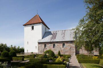 Elsø Kirke kommer mere og mere til sin ret