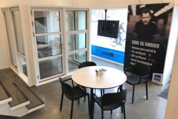 KPK Døre og Vinduer tænker nyt: Ubemandet og digitalt showroom