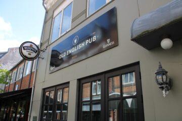 Ny lejer af lokaler fra Old English Pub