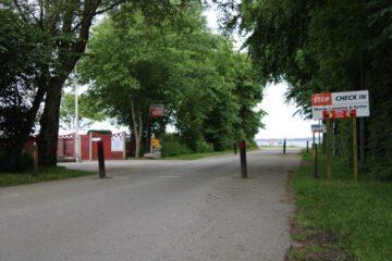 Kommunen vil forhindre racerløb ved campingplads