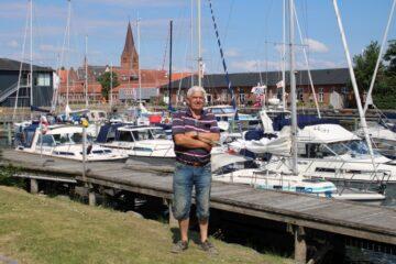 Lystbådehavnen i Nykøbing er et hit i Struer