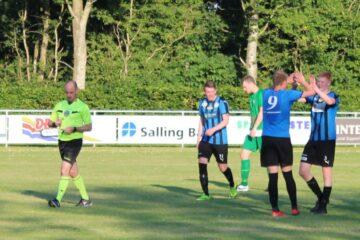 Morsø FC gik videre – Nordvestmors floppede