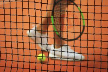 Tennisklubben åbnede med hjemmesejr