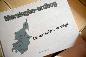 Morsingbo-ordbogen bliver genoptrykt