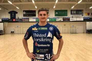 Mors-Thys nye nordmand: – Jeg vil vinde noget i Danmark