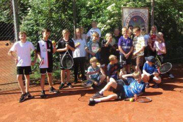 Lærenemme tenniselever