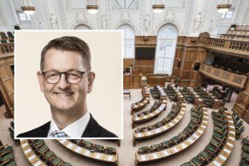 Torsten Schack Pedersen genvalgt som Venstres ordfører for erhverv og fiskeri