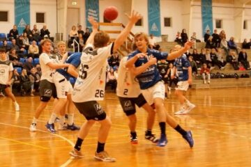HF Mors-spiller på U19-landsholdet