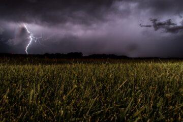 DMI varsler skybrud og torden