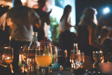 Flere tilfælde af larmende fester
