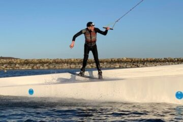 Wakeboardbane finansieret i lyntempo