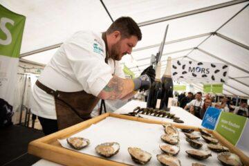 Østers- og muslingepremieren flyttes til 2021