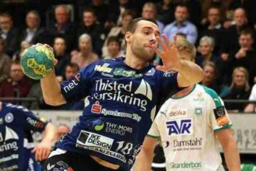 Frederik Tilsted: – Jeg hørte et knæk
