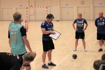 Mors-Thys nye træner: – Vi har stadig noget at arbejde med