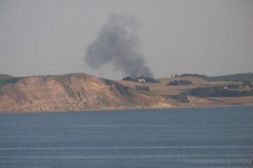 Politiet: Pande på komfuret formentlig årsag til brand