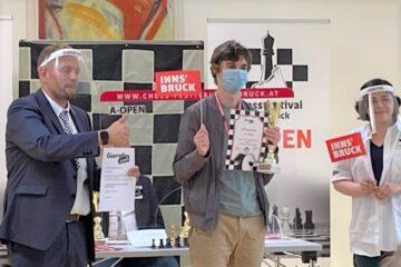 Jesper Thybo fik ram på skakspiller i verdensklasse
