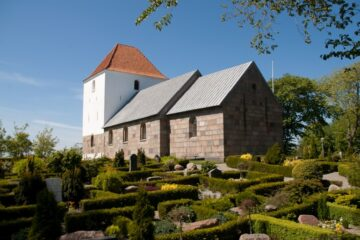 Kirken med de gavmilde givere
