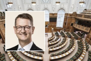 Stor spørgelyst hos Torsten Schack Pedersen