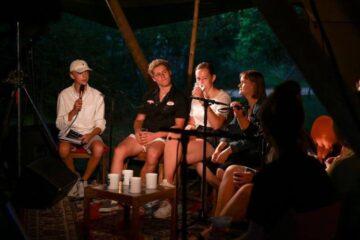 De unge sikrer den fysiske udgave af Kulturmødet